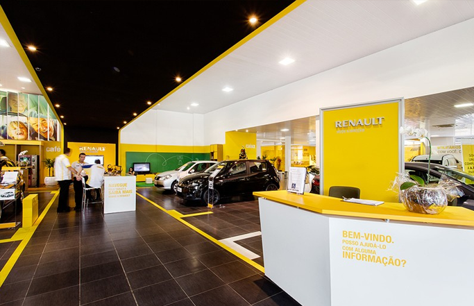 Renault – Concept Store